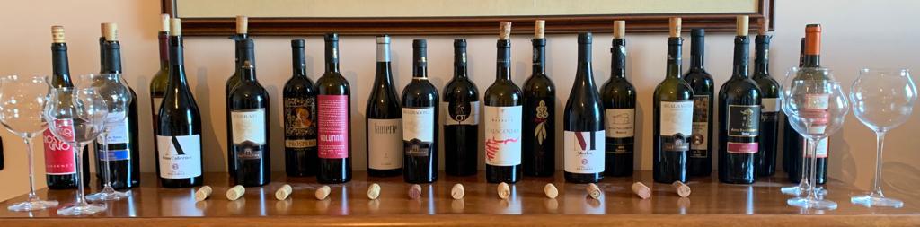 Vini taglio bordolesi and a lot lot more