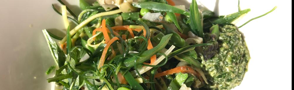 Bollito misto salad